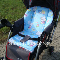 Baby Stroller Cushion Cotton Pad Car Umbrella Baby Accessories Blue Color Hot Selling