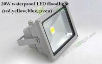 Outdoor 10W 20W 30W 50W 100W LED White Flood Light 110V 220V 240V Warm White floodlight High Power lights 5pcs FedEx Freeship