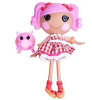 hot selling Lalaloopsy doll ChaRlotte ChaRades pvc plastic the princess baby products drop shipping