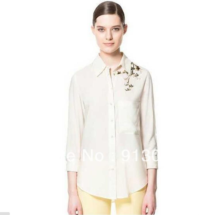 Блузки С Вышивкой