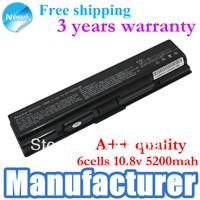 Laptop Battery For Toshiba PA3533U  PA3534U PA3535U PA3535U1BRS PABAS098 PABAS097 PA3682U-1BRS PABAS099 PABAS174 TS-A200