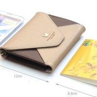Hot Selling the case The Picture Korean version new large-capacity multi-purpose metal bird Clutch / phone bag / wallet