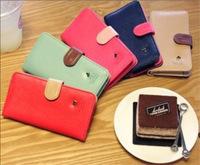 Droid Razr hd case Hot Selling the case Korean love clover multipurpose mobile phone sets bag attached card bit 5 color options