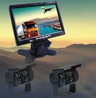 Truck Reversing Camera System Horse Monitoring Horsebox 2CAM