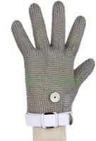 Stainless steel metal gloves steel wire gloves iron wire gloves cut resistant gloves
