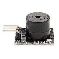 Passive Speaker Buzzer Module for Arduino (Works with Official Arduino Boards)
