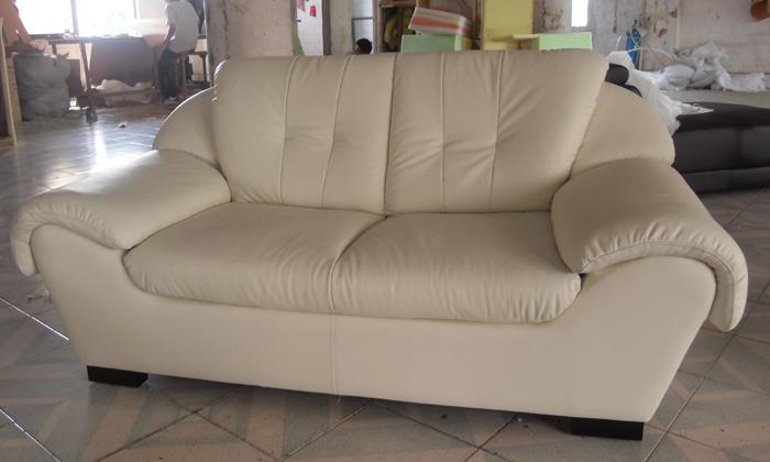 modern sofa set european design 1 2 3 top grain leather. Black Bedroom Furniture Sets. Home Design Ideas