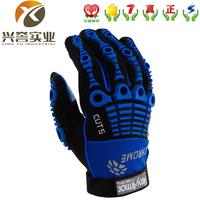 Hexarmor4024 thornproof cut-resistant gloves outdoor gloves male slip-resistant ride gloves