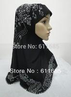 S275d latest high quality muslim hijab,islamic scarf
