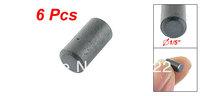 Radio Antennas Chokes 5mm x 10mm Balun Ferrite Rods Bars 6 Pcs