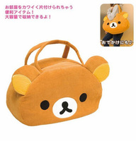 Rilakkuma large shoulder bag computer bag backpack plush toys wholesale Christmas gift free shipping
