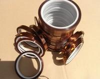 1pcs 25mm*33m High temperature tape, PCB tape, Insulating tape, 2.5cm led driver tape for Led DIY, free shipping