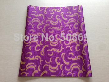 purple circle pattern sego headtie super jubilee for wedding and party best quality for usa and european market Free Shipping