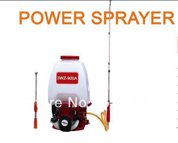 4stroke 37.7cc gasoline engine garden and agriculture power sprayer(3WZ-900A)(China (Mainland))