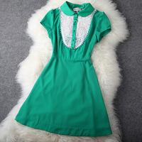 Fashion Apparel Women's HARAJUKU one-piece dress summer
