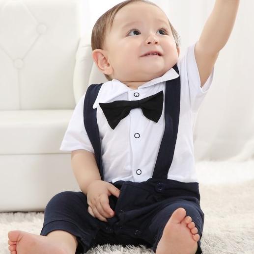 Newborn clothes baby boy summer 0 3 months old children s