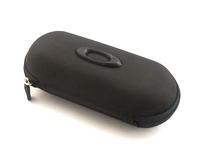 Straight cylindrical eva glasses box strengthen the sports mirror box
