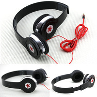 NEW Foldable Stereo Sound Headphone 3.5 mm Earphone for PC Laptop MP3/4 GOOD