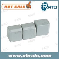 Free Shipping( 6pcs/lot) New Arrival Grey Zinc Alloy Cabinet Door Hinge