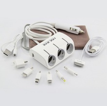 car power adapter usb promotion