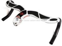 Free shipping New Cinelli Ram 2 Bianca fuill carbon road handlebars420*90MM 420*100MM/420/110mm,420/120mm