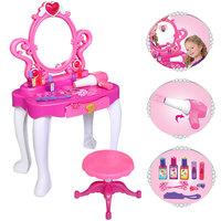 Dream dresser dressing table child toy girl toys educational toys