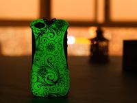 For iphone  5 iphone4 4s phone case  for apple   luminous cheongsam mobile phone luminous protective case phone case