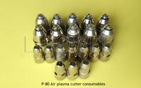 (10pcs TIP and 10pcs electrode) P-80 Consumabels for CUT80 Torch