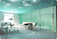 Self-adhesive Smart Film , Switchable Glass for washroom, office, bedroom