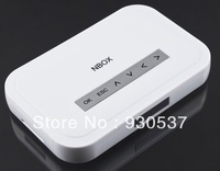 Standard resolution Nbox digital media player USB Drives Receiver SD TV Player for Home Theater Free Shipping