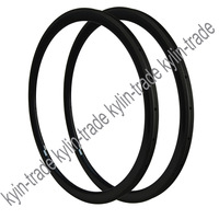 700C Full carbon road bike tubular rims TR39