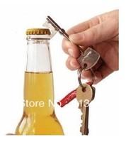 hot sell   Retail Keychain Design SUCK-UK Bottle Opener Key Ring Bar Beer Opening Tools