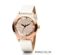 Fashion Rhinestone heart watch wrist  best price Free shipping FEDEX / UPS 200pcs/lot
