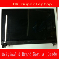 "Free Shipping by DHL 15.6"" LCD Screen Assembly Upper Half Top Part For LG Xnote P530 P53 Complete Top Cover With LCD LP156WH5"