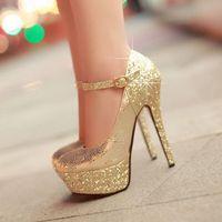 специальному купить золотые туфли на каблуке серьезных загрязнениях