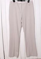 2013 New Women's Plus Size OL Style Simple Design Pure Pants Beige/Black CS13062201