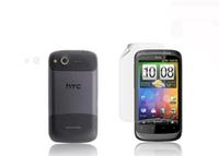 Sacrifice Sale,Protective Screen  Film for HTC S510e Desire S G12