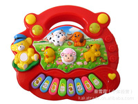 2007 animal farm educational toys music piano keyboard enlightenment baby / baby educational toys,