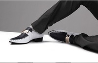 2013 new arrive men'sLow   Simple car suture point fashion shoes