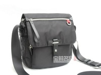 Tumi - ultra-light genuine leather waterproof nylon clamshell package casual messenger bag shoulder bag