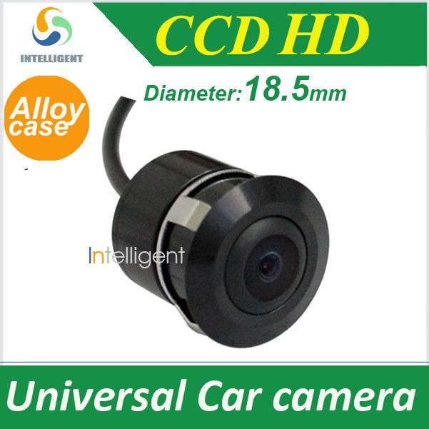 Free shipping HD Color CCD universal Camera Car parking camera Car rear view front view camera car side camera 520 TV LINE(China (Mainland))