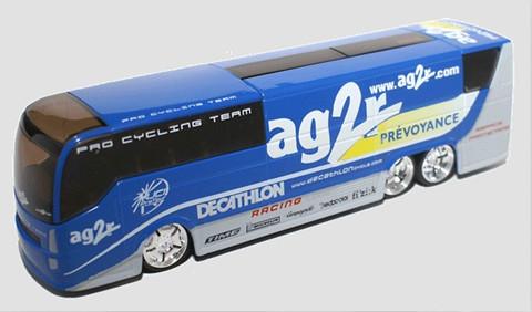 2btoys bus bicycle bus ag2r model(China (Mainland))