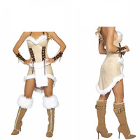 Halloween cosplay costumes are indigenous clothing female pirate clothing bandits - 1034