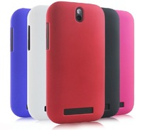 Colorful Hybrid Hard Case For HTC Desire SV T326E Slim Matte +Free Screen Protector +Free Stylus Pen+Free Shipping