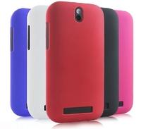 Hybrid Hard Case For HTC Desire SV T326E Slim Matte +Free Screen Protector +Free Stylus Pen