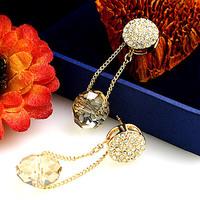 Austria crystal beautiful earrings