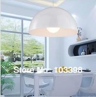Wholesale power110v 220v e27*1 lamp holder aluminum modern pendant lights for dining room home residential lighting freeshipping