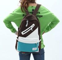 2013 canvas backpack for middle school student bag trend backpack fashion travel bag teenage girls Korean backpack  WHOLESALE