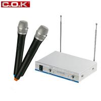 Cok household ktv wireless microphone k ok