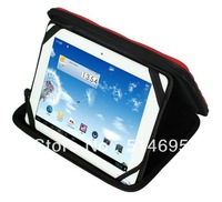 "Colorful Speaker Leather Case+Stylus For 10.1"" iRulu/Zeki TB1082B Android Tablet Free shipping"